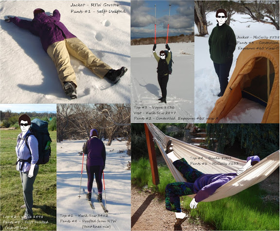 Wardrobe Contest 2010 (Trekking Treefrog)