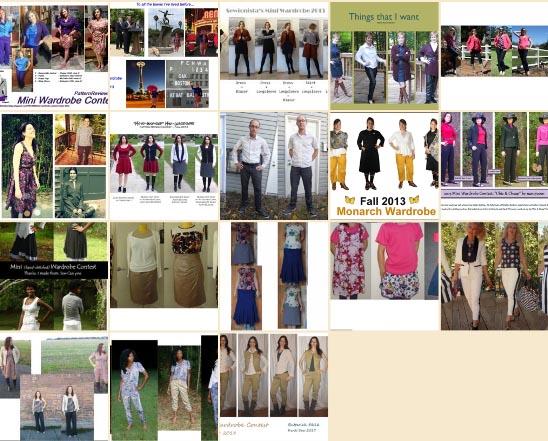 Mini-Wardrobe 2013