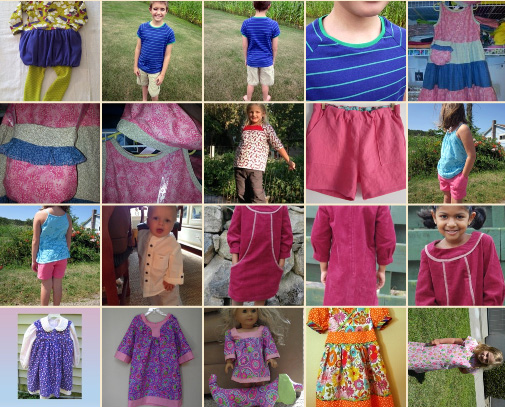 Sewing for Children