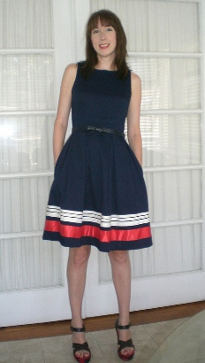 First Prize Winner in PatternReview's 2012 RTW Contest