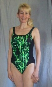 Second Prize Winner in PatternReview's 2012 Swimwear Contest