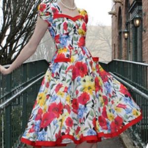 Sew Chic ln1312 The Tia Dress