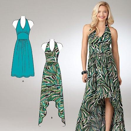 Simplicity 1644 Misses' Dress