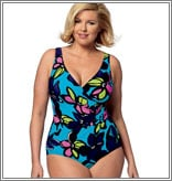Butterick 5795 Women's Cover-Up, Top, Swimdress, Swimsuit, Skirt and Briefs