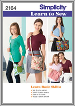 Simplicity 2164 Bags
