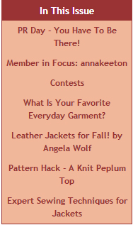 Newsletter October 29, 2013