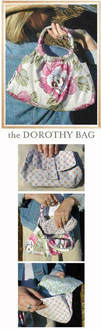 Amy Butler Dorothy Bag 012DO