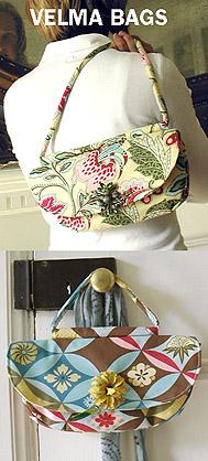 Amy Butler Velma Bags AB015VB