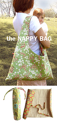 Amy Butler The Nappy Bag AB016NB