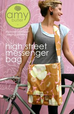 Amy Butler High Street Messenger Bag AB024MB