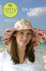 Amy Butler Blue Sky Hats AB027BH