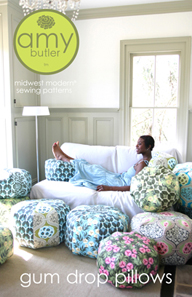 Amy Butler Gum Drop Pillows AB030GP