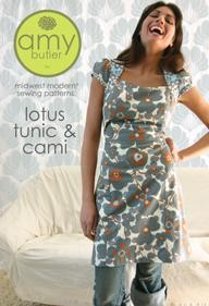 Amy Butler Lotus Tunic & Cami AB031LTC