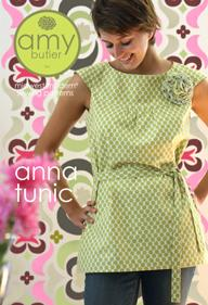 Amy Butler Anna Tunic AB033AT