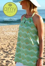 Amy Butler Sun Surf Halter AB038SH