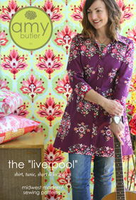 Amy Butler The Liverpool AB041LI