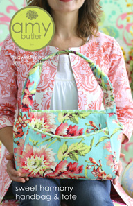 Amy Butler Sweet Harmony Handbag & Tote AB042SW