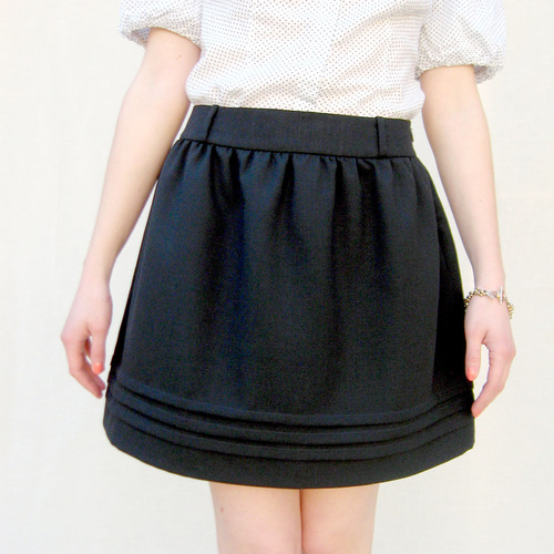 Angela Osborn Claudia Skirt Downloadable Pattern AW11-202