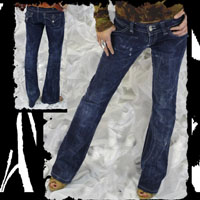 Angela Wolf The Angel Bootcut Jean Pattern (4200)