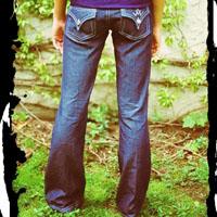 Angela Wolf Slender Bell Jean Digital Pattern