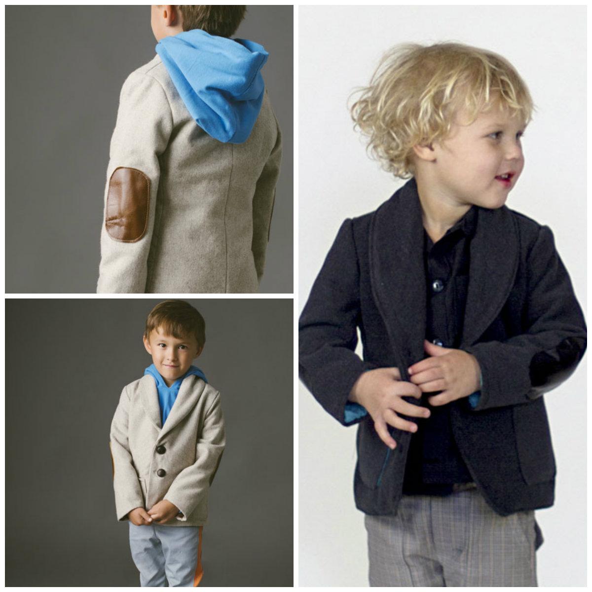 Blank Slate Bershire Blazer Downloadable Pattern Berkshire Blazer