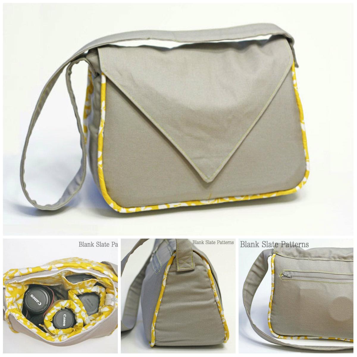 Blank Slate Bag Padded Camera Bag