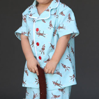 Blank Slate Lazy Day Pajamas Digital Pattern