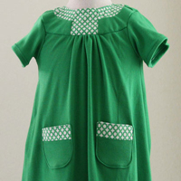 Pristine Swing Dress