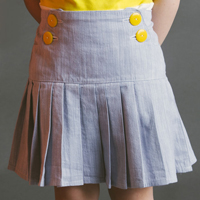 Blank Slate Schoolday Skirt Digital Pattern