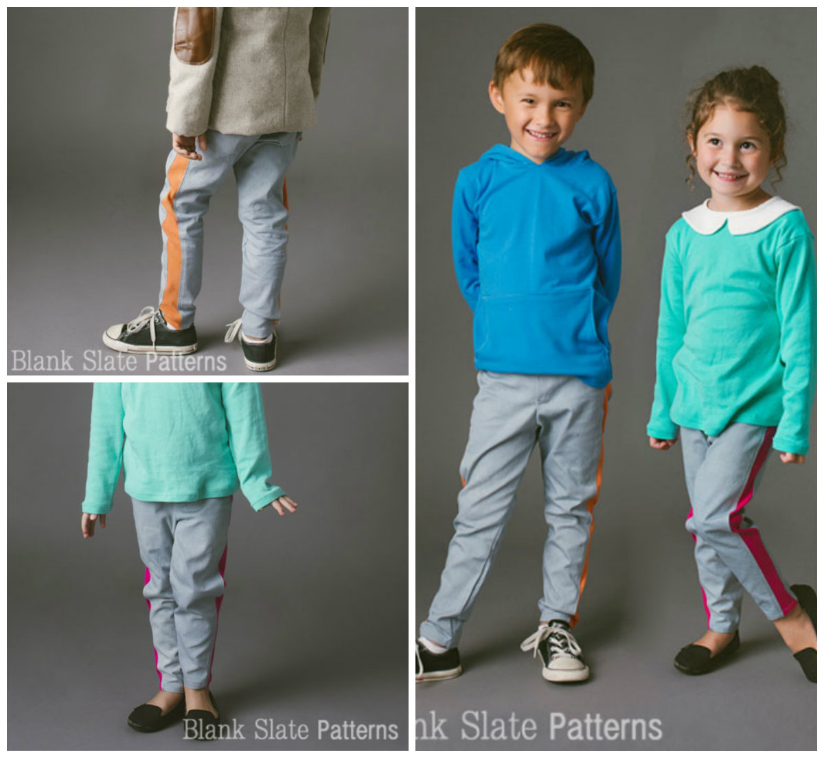 Blank Slate Super Skinny Pants Downloadable Pattern Super Skinny Pants