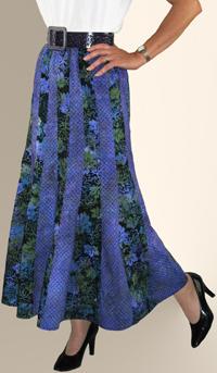 Brensan Studios 24 Gore Skirt BSS106
