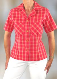 Brensan Studios Basic Short Sleeve Shirt BSS114