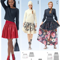 Sewing Patterns & Skirts Pattern Reviews