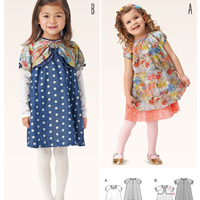 Burda 9400 Pattern