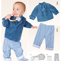Sewing Patterns & Baby clothes Pattern Reviews