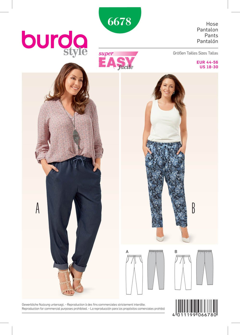 Brilliant Womens Jacket Top Pants Sewing Pattern 6163 New Look | Patterns | Pinterest | Sewing Patterns ...