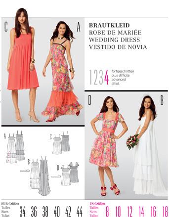 Burda Patterns | Sewing Patterns UK - Simplicity Ltd.