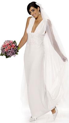 Burda WEDDING DRESS / EVENING DRESS 7687