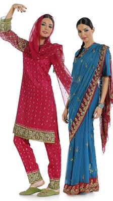 Burda Ethnic Costume 7701