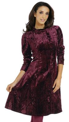 Burda Dress 7727