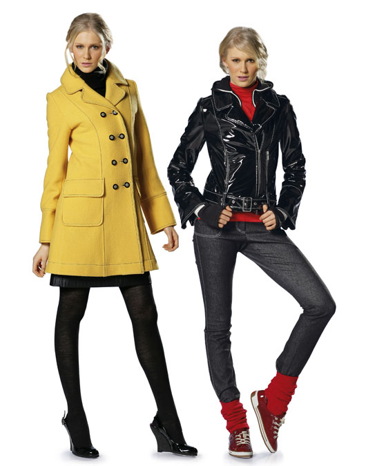 Burda Coat, jacket 7735