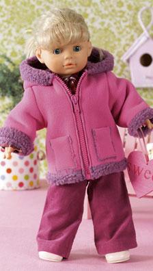 Burda Doll clothes 7753