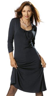 Burda Dress, shirt 7760