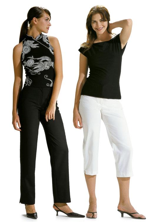 Burda Trousers/pants 7766