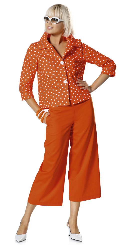 Burda Suit: jacket skirt or trousers/pants 7790