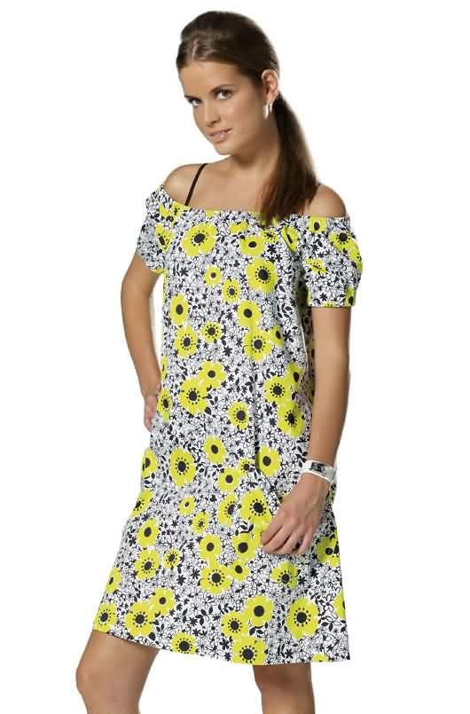 Burda 7815 Dress sewing pattern
