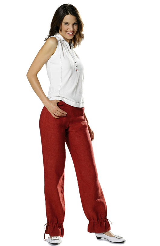 Burda Trousers/pants 7835