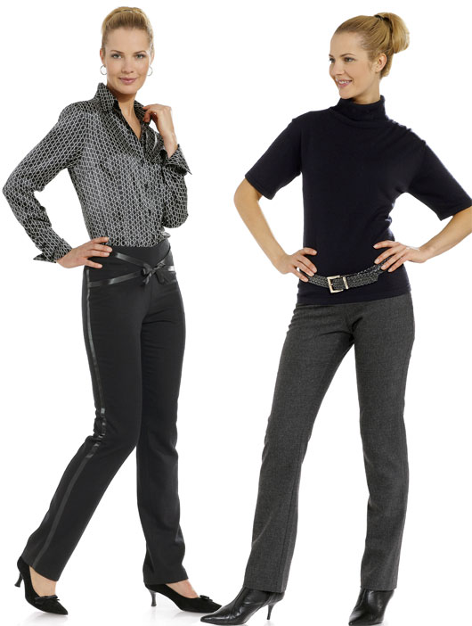 Burda Pants/trousers 7845