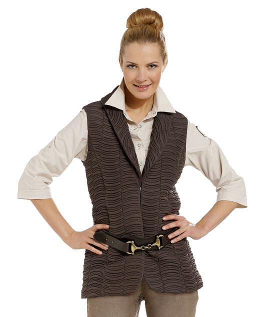 Burda Vest/Waistcoat 7854