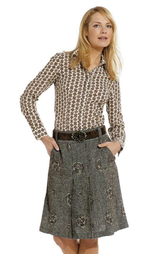 Burda Skirt 7861